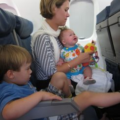 baby traveling